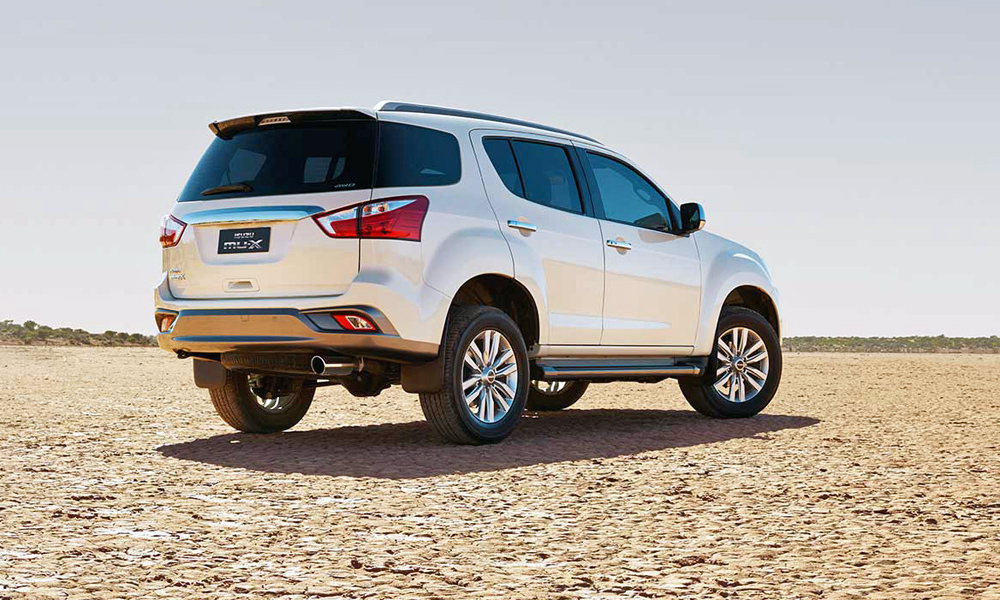 It will take on the likes of the Fortuner, Everest and Pajero Sport.