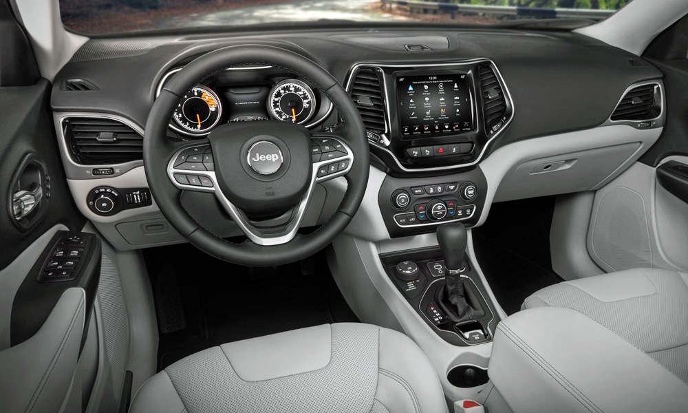 Jeep promises a more premium experience.