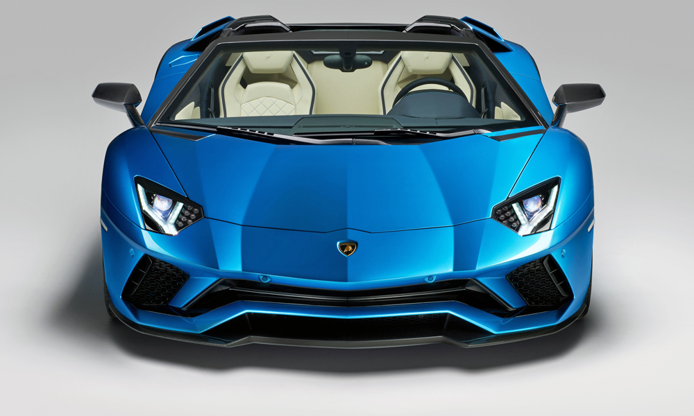 We have local pricing for the new Lamborghini Aventador S Roadster...