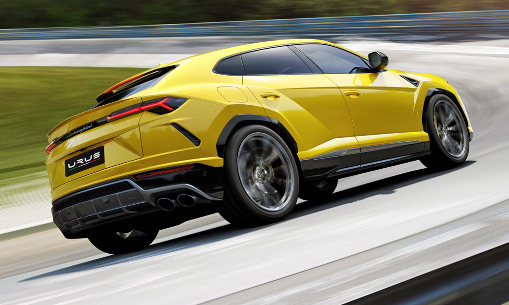 Power comes from a 4,0-litre twin-turbo V8.