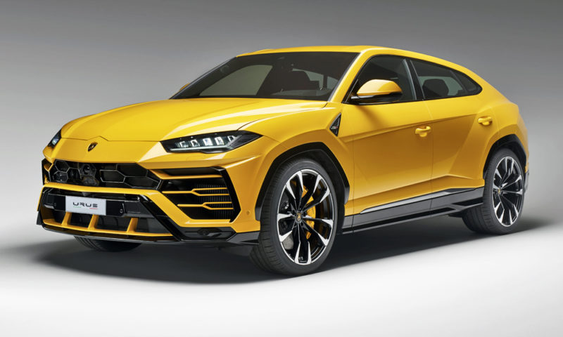 How Much The New Lamborghini Urus Will Cost In Sa Car Magazine