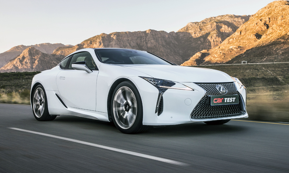 Charmant The Lexus LC500 Is An Attention Grabber.
