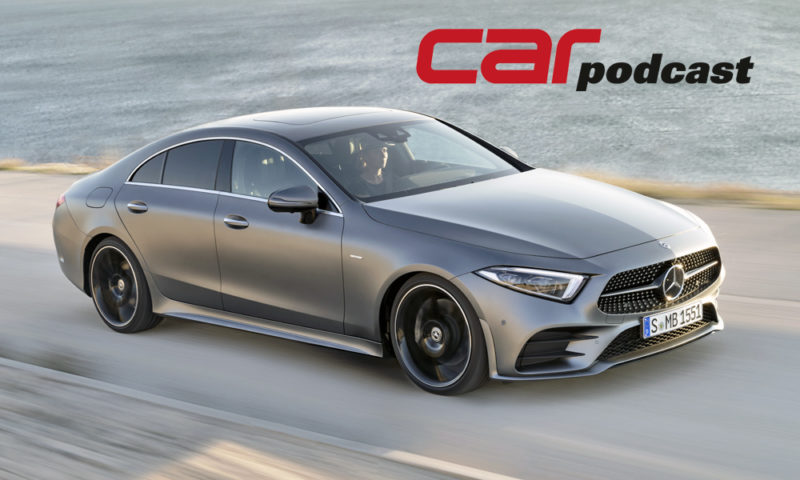 Car podcast episode 9 car magazine for Mercedes benz chat