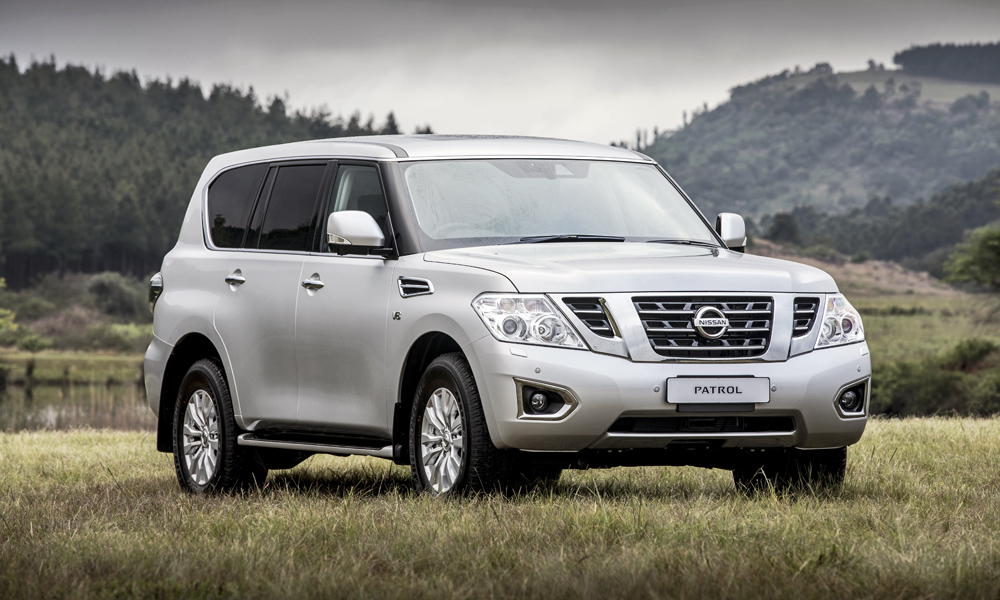 The sixth-generation Nissan Patrol has arrived in South Africa.
