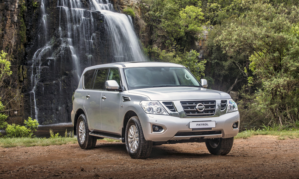 here 39 s how much the 39 new 39 nissan patrol costs in sa car magazine. Black Bedroom Furniture Sets. Home Design Ideas