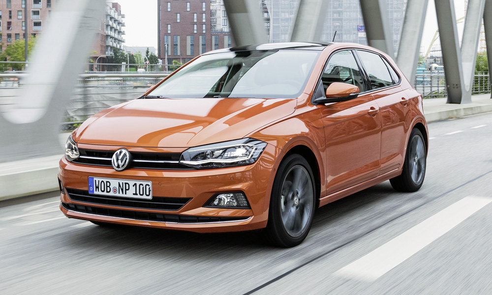 The local Volkswagen Polo hatchback range will comprise six derivatives.
