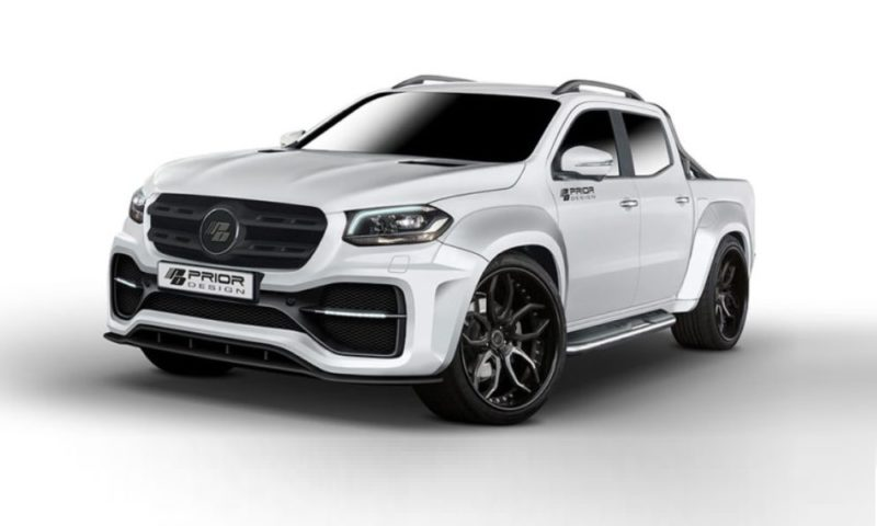 Prior Design PD500WB X-Class front
