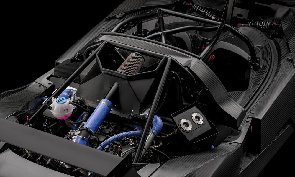 Chassis components have been upgraded to provide it with a longer lifespan.