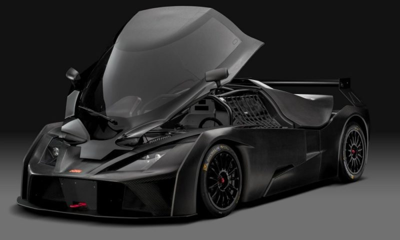 KTM X-BOW GT4 front