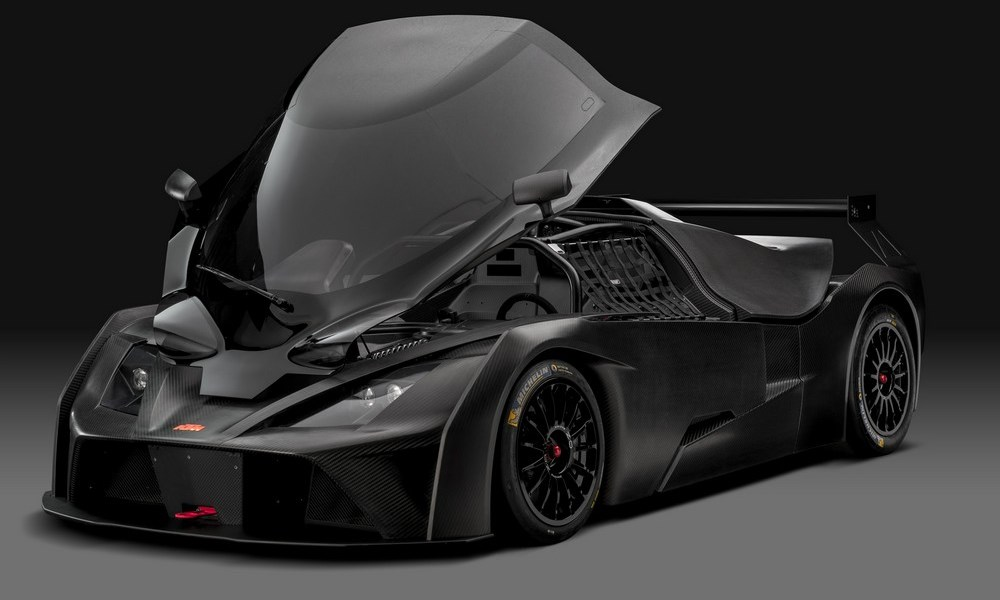 Reiner Engineering has given a mild update to the X-BOW GT4.