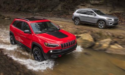 2019 Jeep Cherokee Trailhawk & Limited