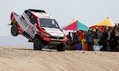Dakar Stage one