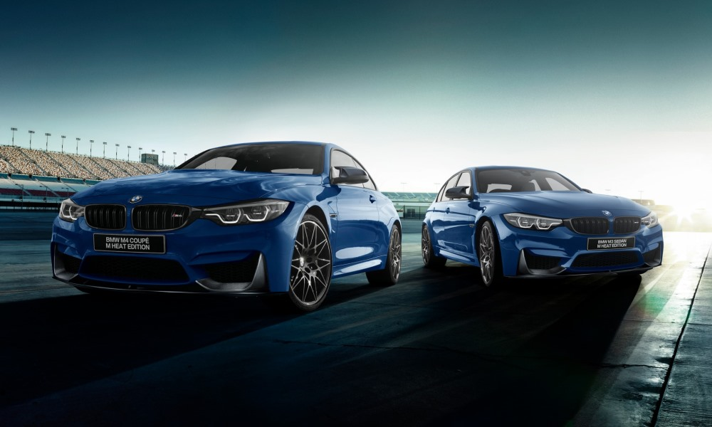 To celebrate the end of the year, BMW Japan has revealed a special edition M car.