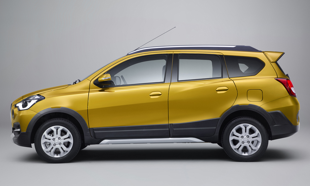 Datsun Cross Seven-seater Officially Revealed...