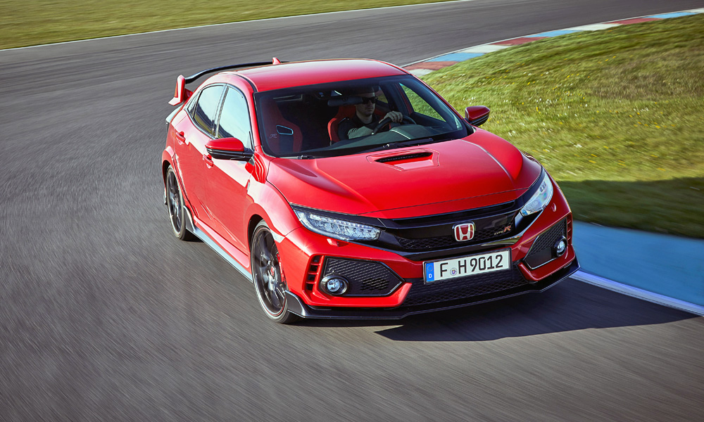 how much the new honda civic type r will cost in sa car magazine. Black Bedroom Furniture Sets. Home Design Ideas