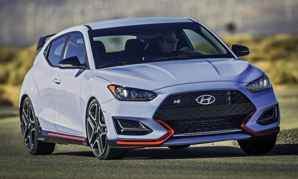 Meet The New Hyundai Veloster And Hot Veloster N Car Magazine