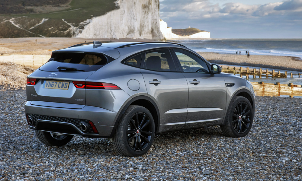 The New Jaguar E Pace Is Due In South Africa In The Second Quarter Of ...