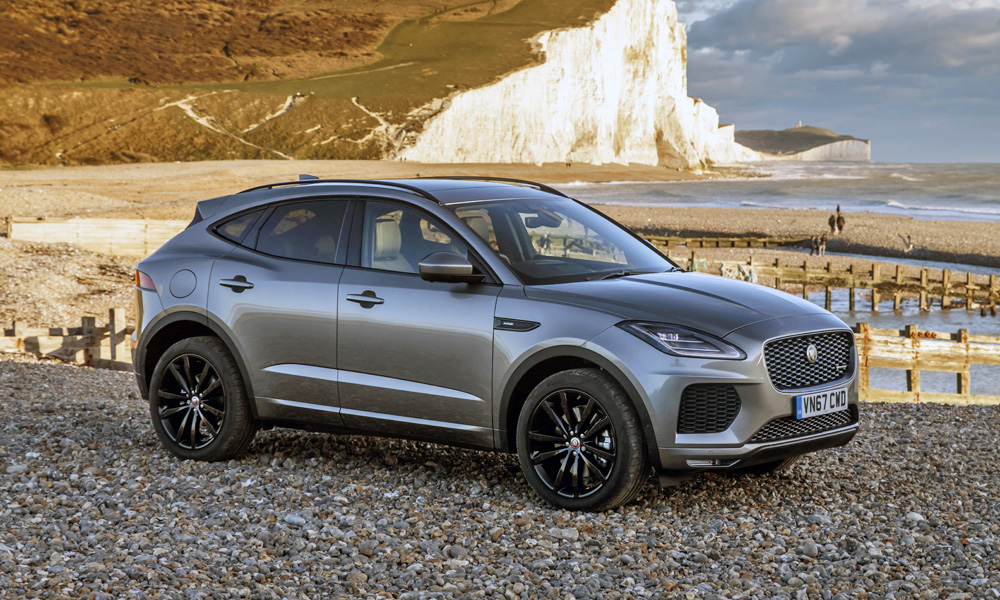 here 39 s how much the jaguar e pace will cost in sa car magazine. Black Bedroom Furniture Sets. Home Design Ideas