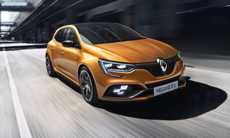 Renault Reveals 0 100 Km H Time For New Megane Rs Car Magazine