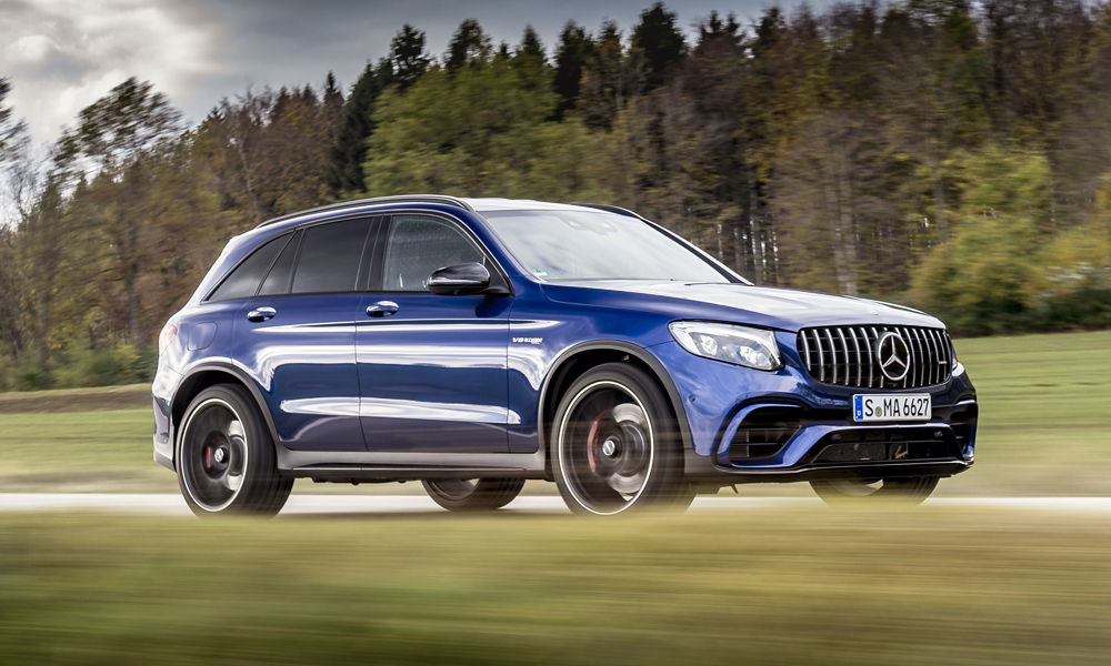 Mercedes benz to cram yet more suvs into range car for Mercedes benz suv range