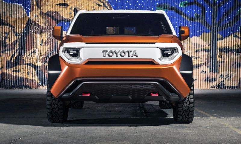 Toyota Wants To Build New Small Frame Based Suv Car Magazine