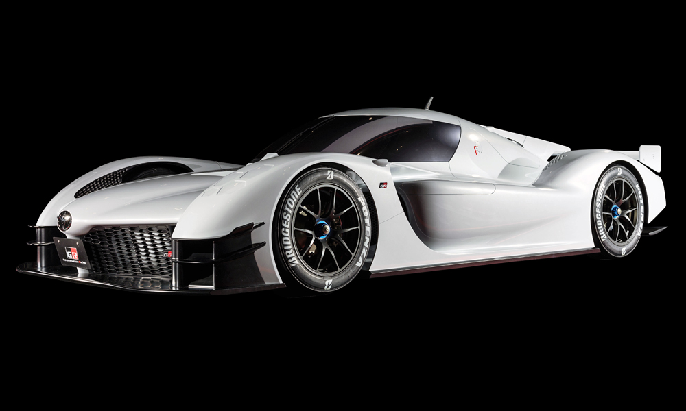 Toyota has revealed its new GR Super Sport Concept.