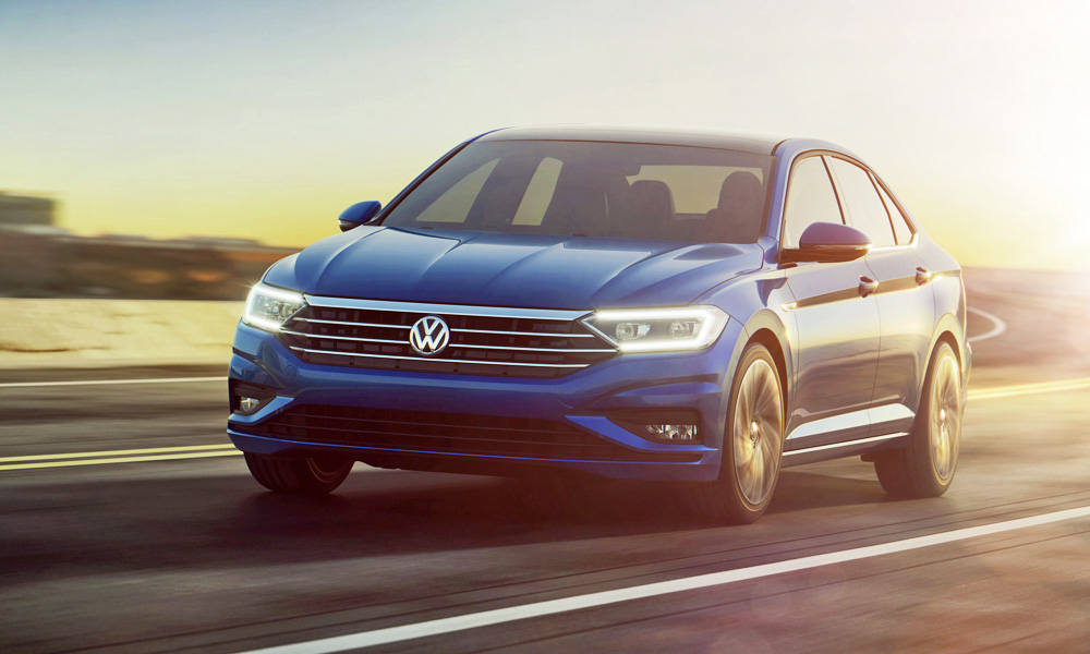 VW says there are no plans to build a European version.