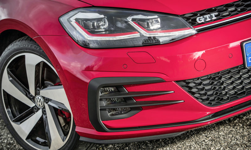 Volkswagen Says That Production Of Its Golf 8 Will Start In Wolfsburg June 2019