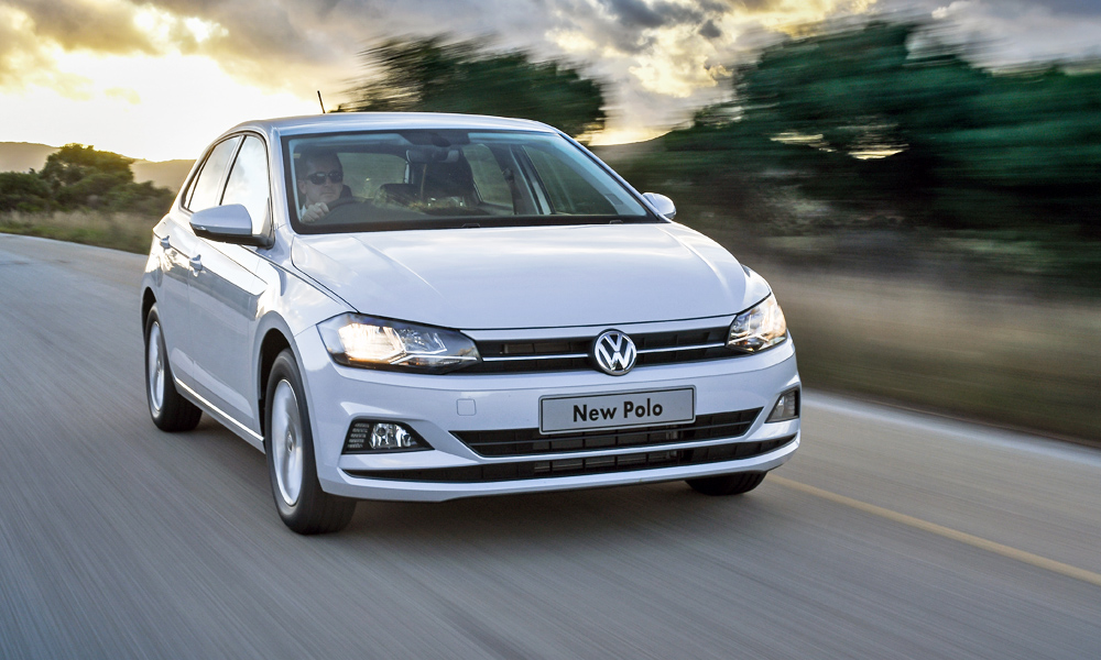 Driven Volkswagen Polo 1 0 Tsi Highline 85 Kw Dsg Car Magazine