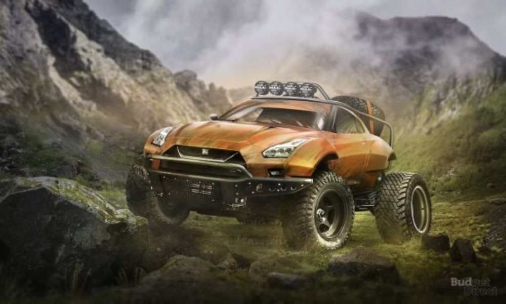 7 supercars transformed into extreme off-roaders... - CAR ...