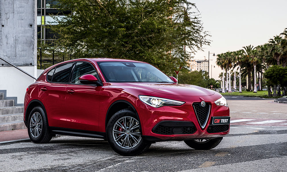 Road Test Alfa Romeo Stelvio Super Car Magazine