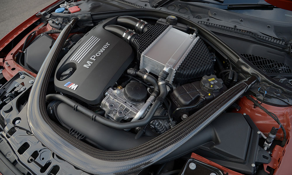 Competition Pack adds modifications that boost power up to 331 kW.