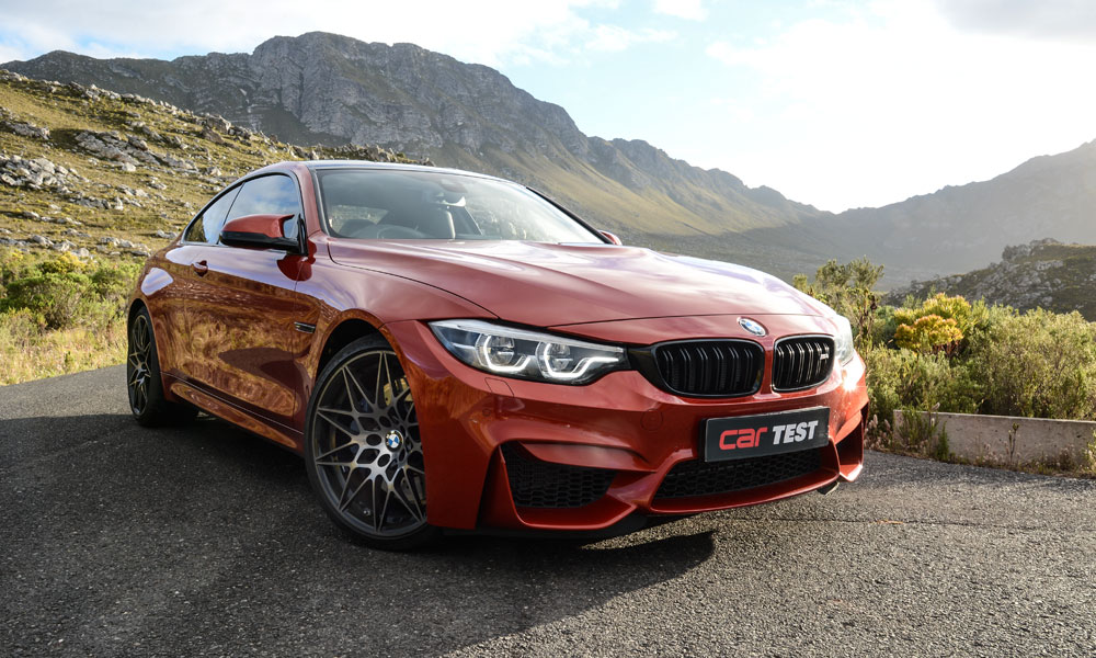 Competition Pack adds visual oomph to the M4.
