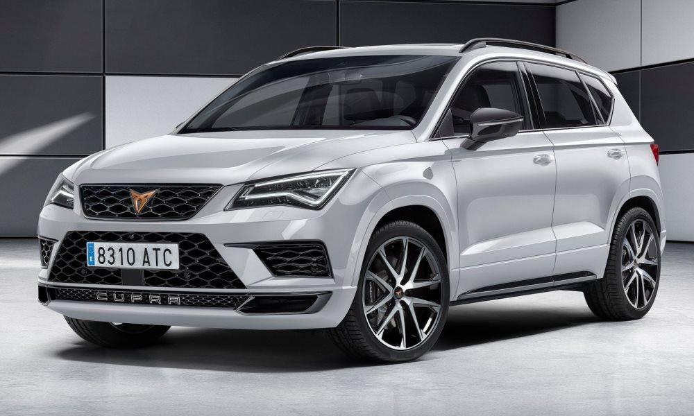 could this new cupra ateca preview a vw tiguan r car magazine. Black Bedroom Furniture Sets. Home Design Ideas