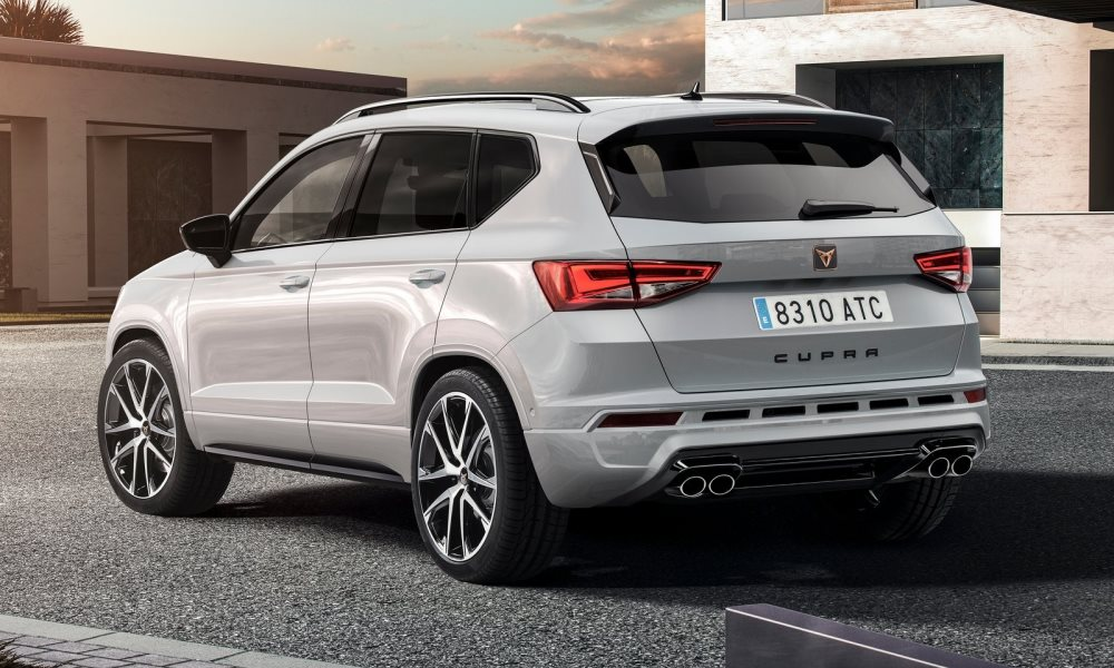 This New Cupra Ateca May Well Preview A Volkswagen Tiguan R. ...