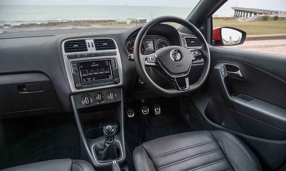 Inside Fifth Generation Polo Drivers Will Feel Right At Home Thanks To The Standard