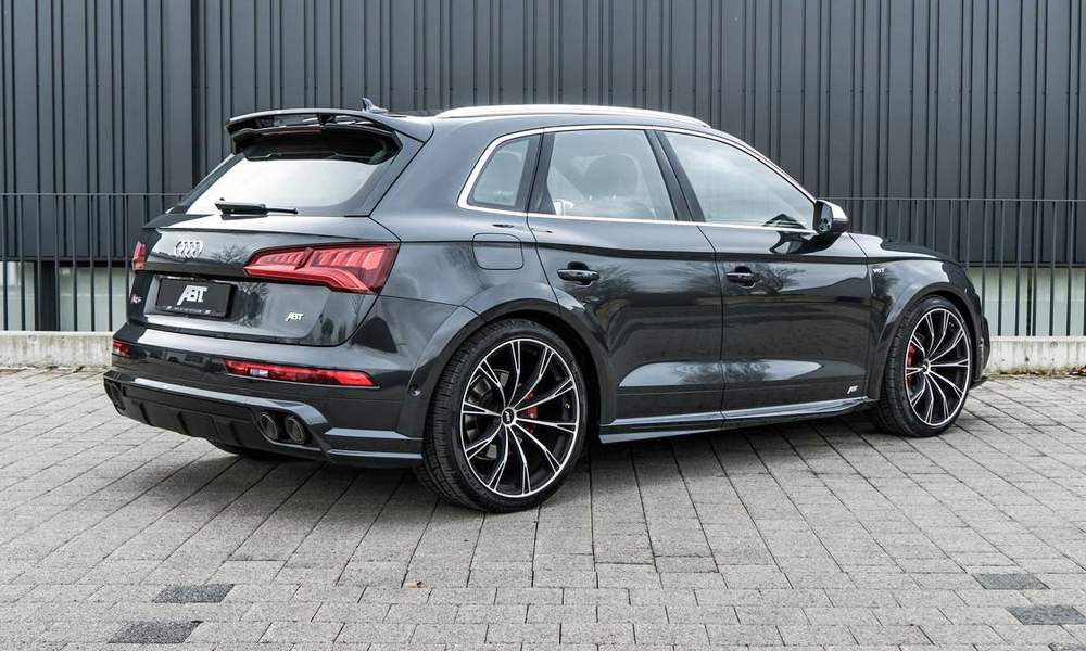Audi SQ CAR Magazine - Audi sq5