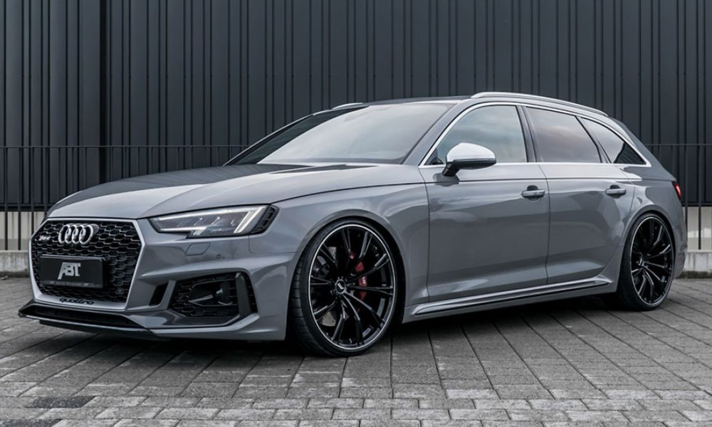 Audi RS4 ABT Sportsline front