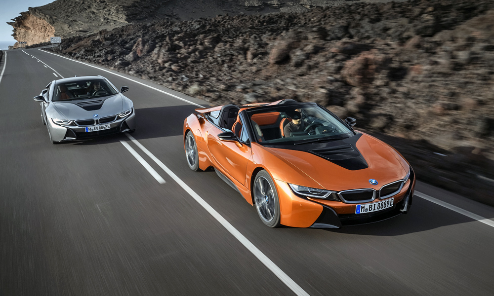 How Much The New Bmw I8 Roadster Will Cost In Sa Car Magazine