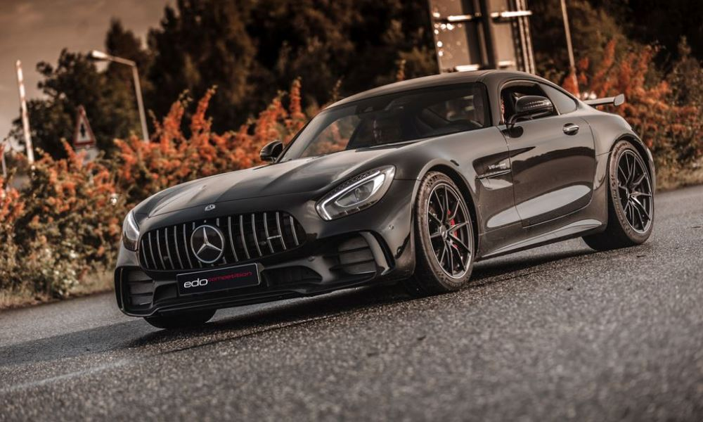 Edo Comp AMG GT R front