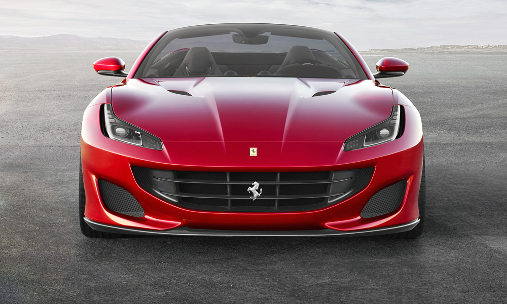Beautiful Ferrari Portofino