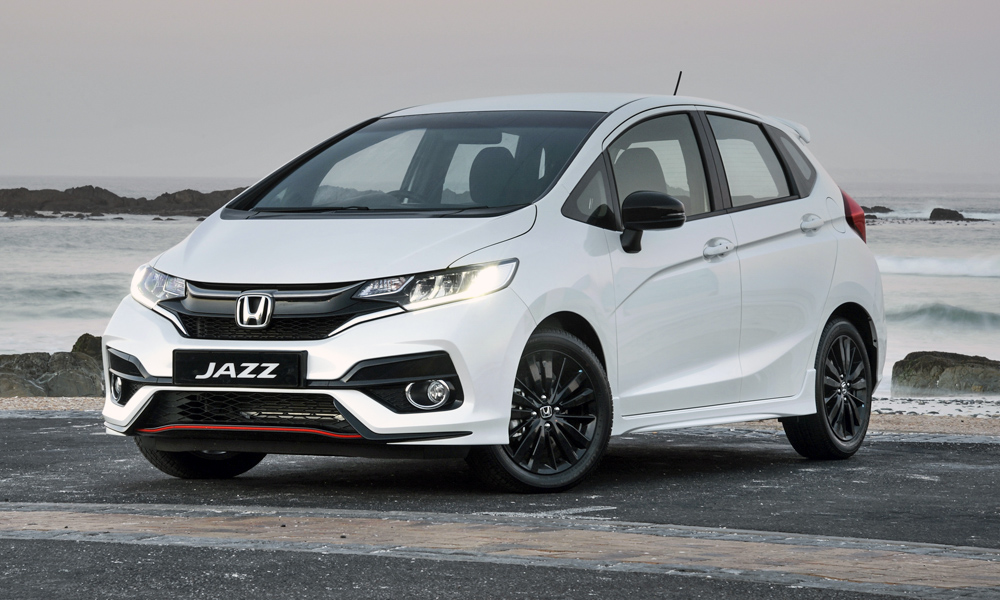 The Honda Jazz Sport Has Arrived In South Africa