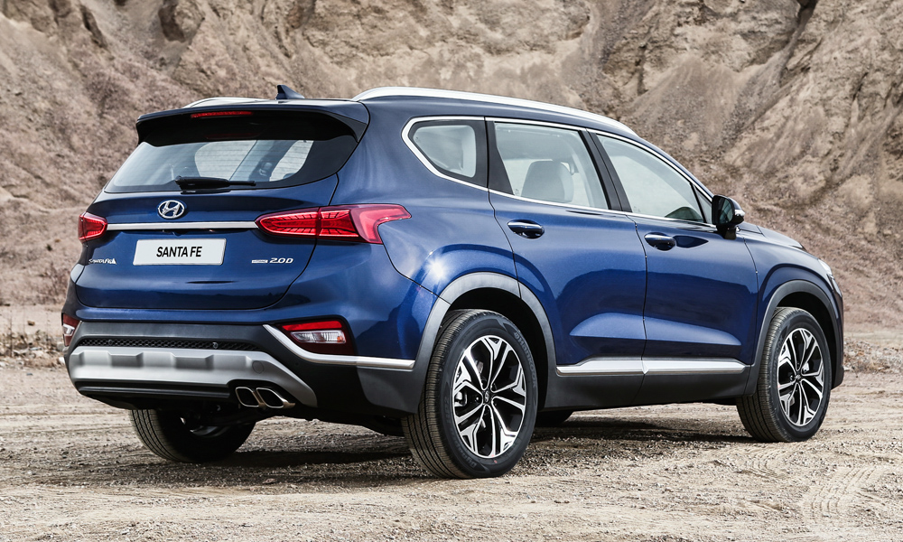 Hyundai claims a vast improvement in visibility to the rear.