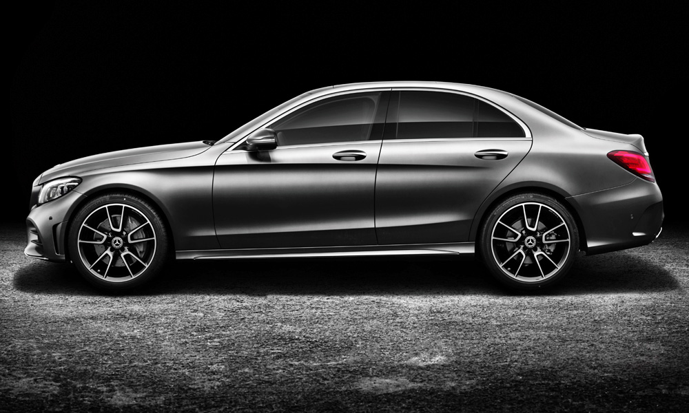The C-Class was again the best-selling Mercedes in 2017.