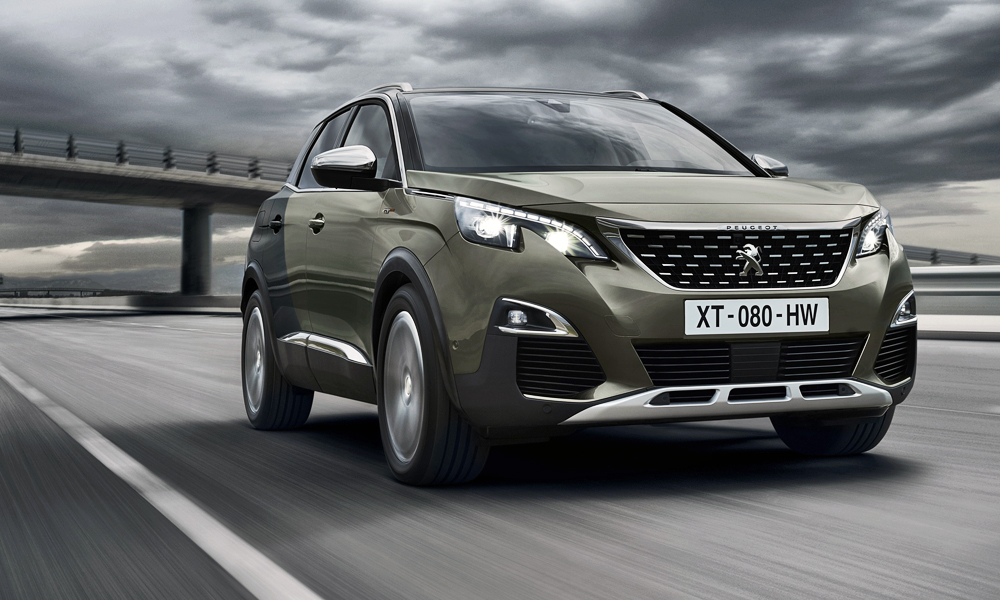 peugeot to revive 4008 badge for coup style suv car magazine. Black Bedroom Furniture Sets. Home Design Ideas