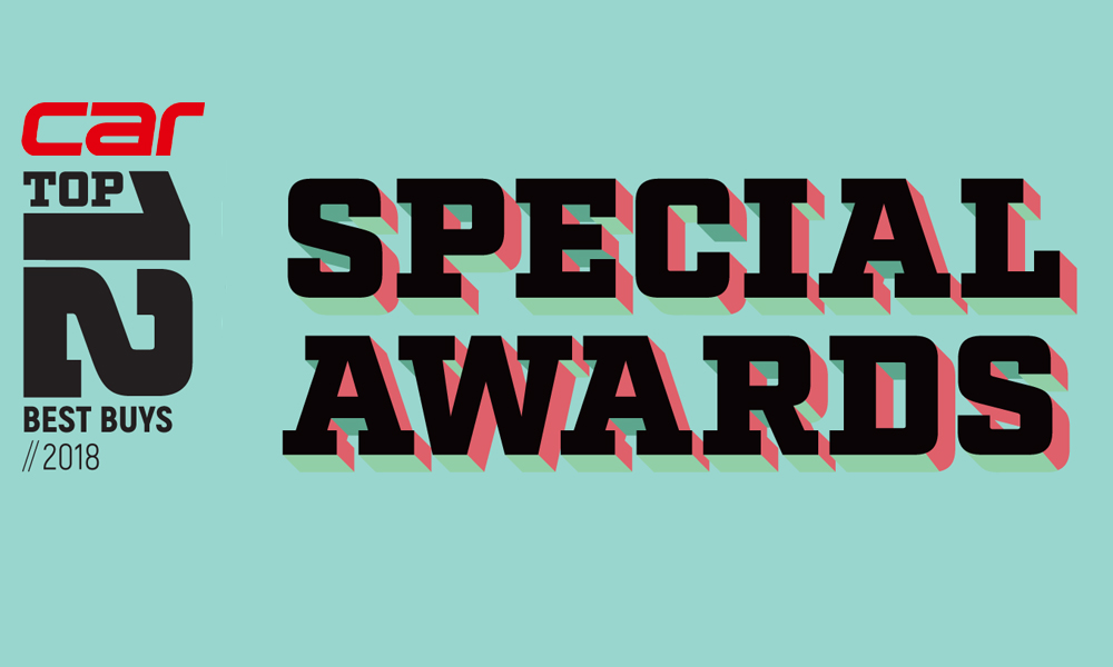Top 12 Special Awards