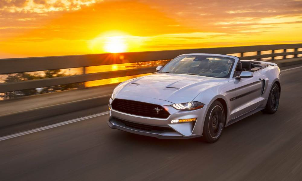 Ford Mustang California Special front