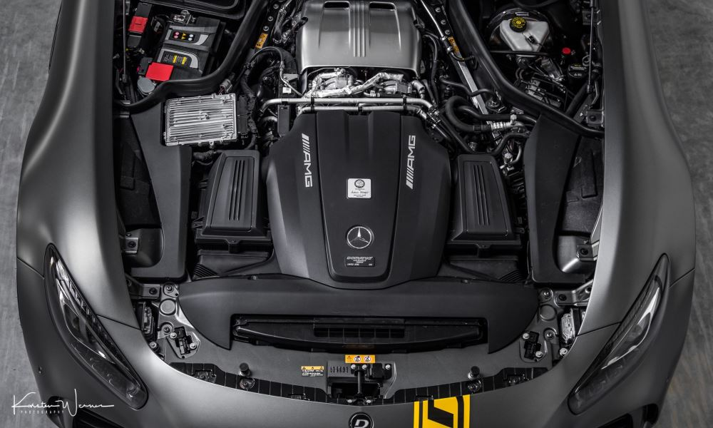 The engine now delivers a whopping 574 kW and 960 N.m of torque.