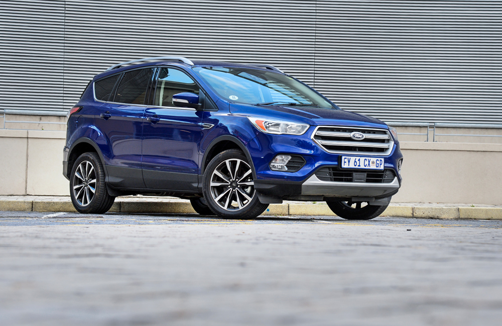Long-term test: Ford Kuga1,5 EcoBoost Trend FWD 6AT