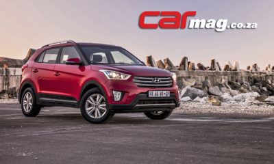 Hyundai Creta 1,6 CRDi Executive AT